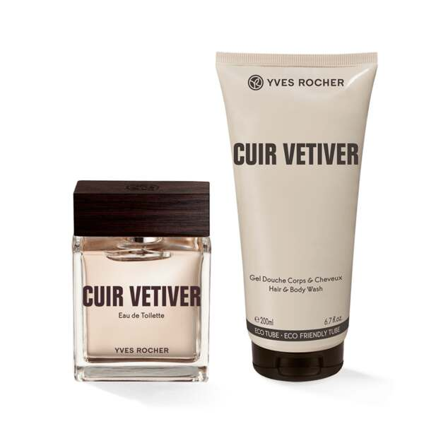 Duft-Set Cuir Vétiver