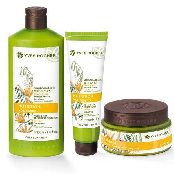 Haarpflege-Set Nutrition & Care