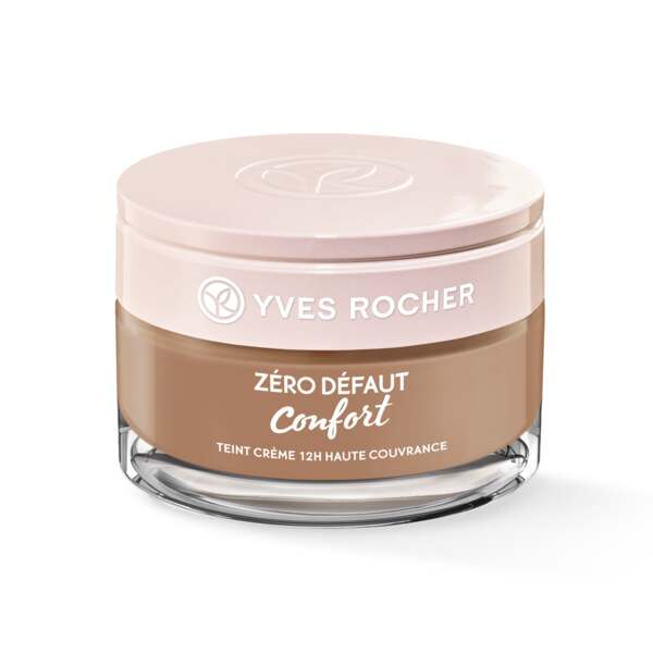 Creme-Make-up Perfekte Haut
